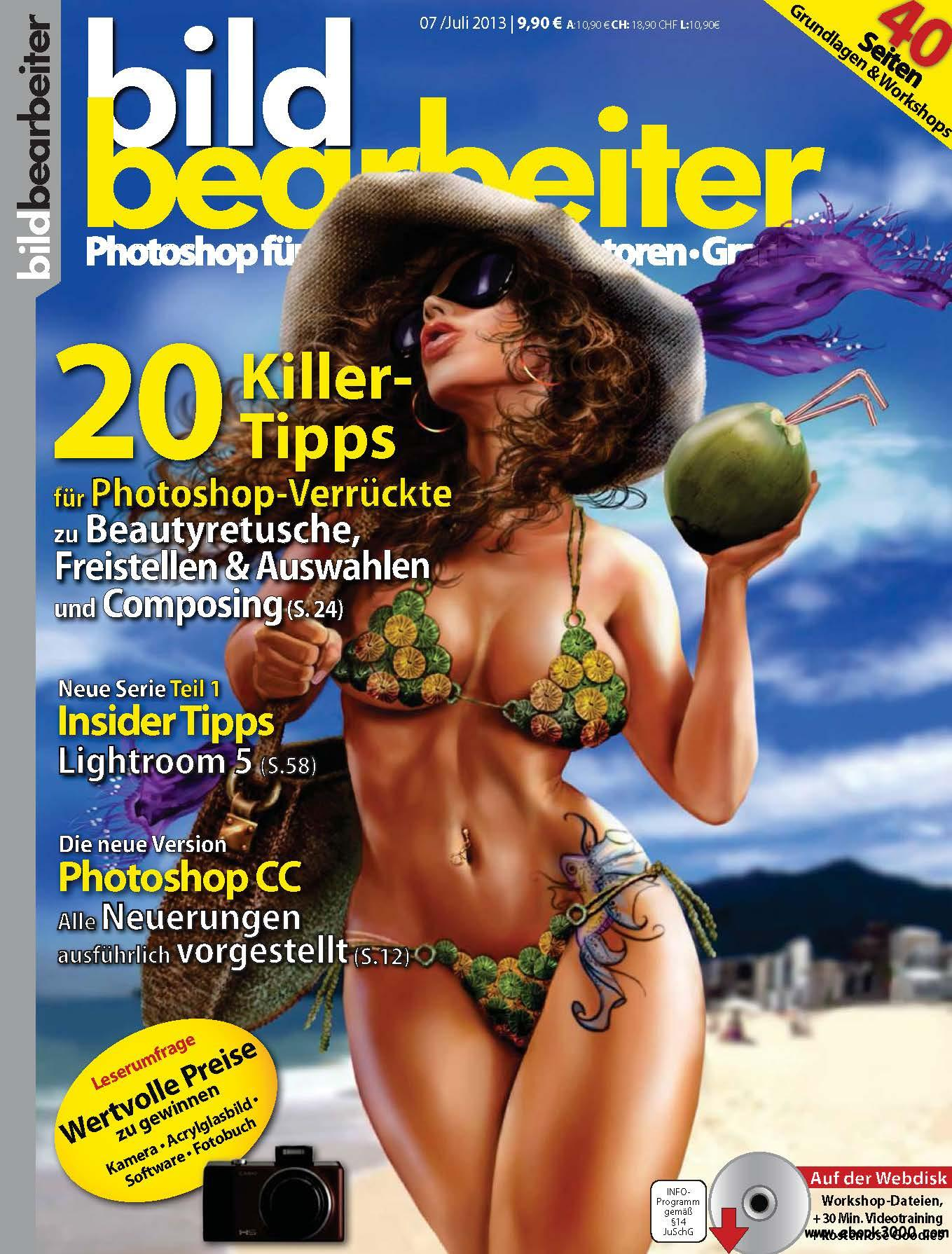 Der Bildbearbeiter Juli 07/2013 free download