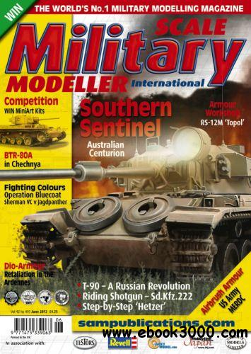 Scale Military Modeller International - June 2012 free download