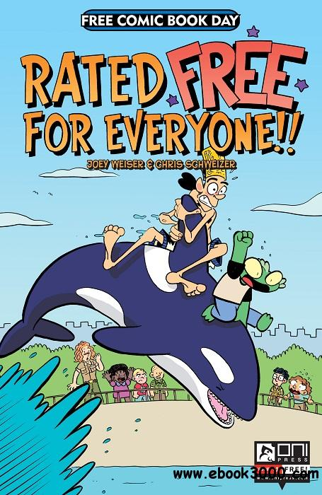 Rated Free For Everyone (FCBD 2013) free download