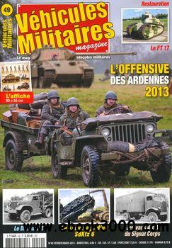 Vehicules Militaires No49 (2013-02/03) free download