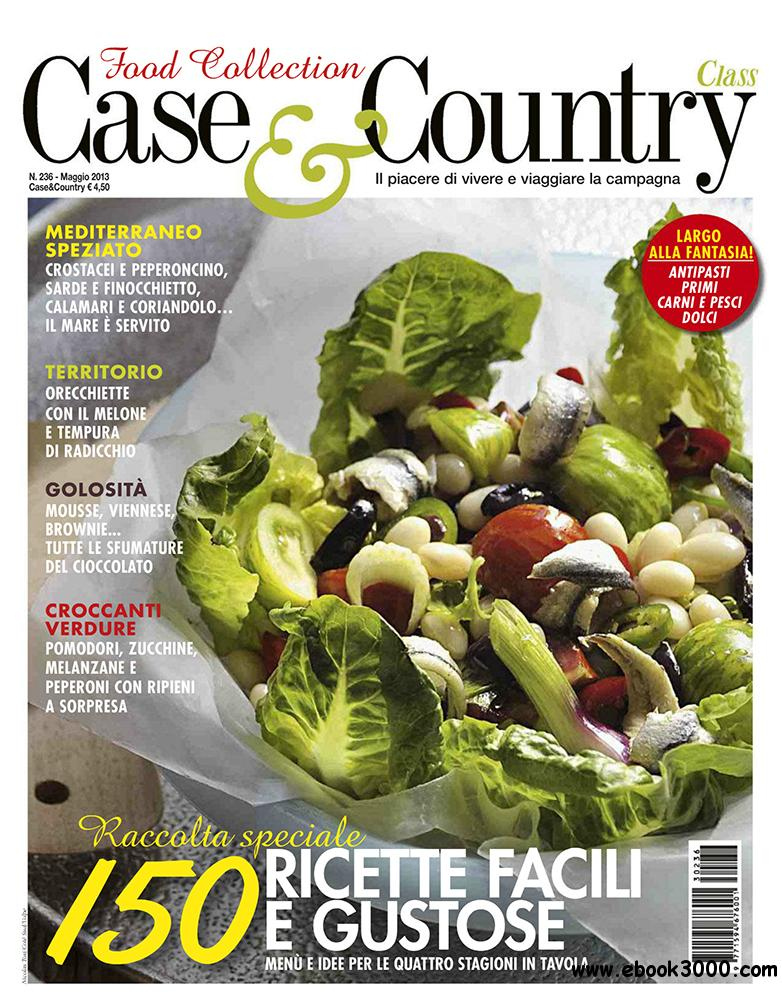 Case & Country Maggio 2013 (Italy) free download