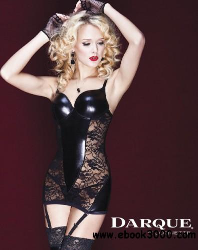Coquette Darque 2012 Lingerie Catalog free download