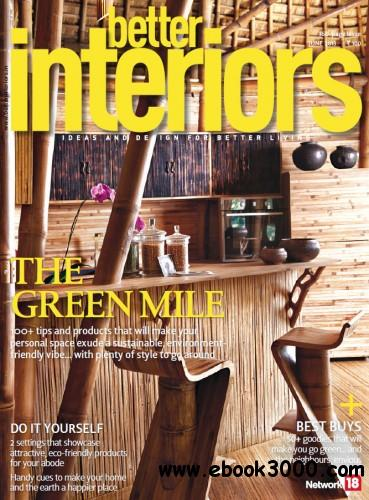 Better Interiors - June 2013 free download