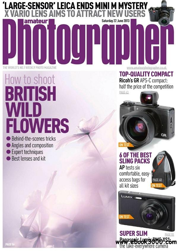 Amateur Photographer - June 22, 2013 free download