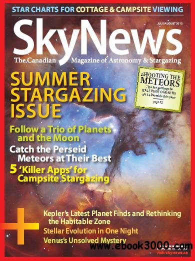 SkyNews Magazine July/August 2013 free download