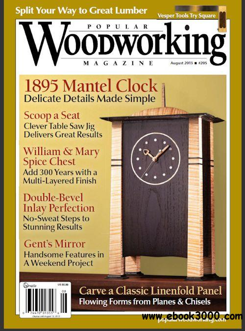 Popular Woodworking #205 free download