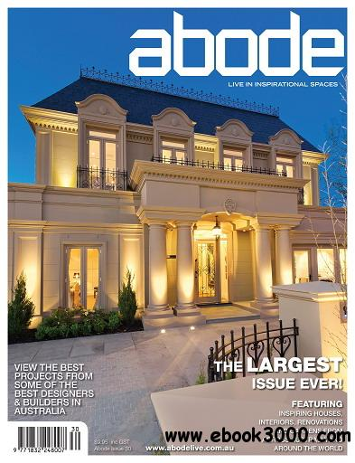 Abode Magazine Issue 30 free download