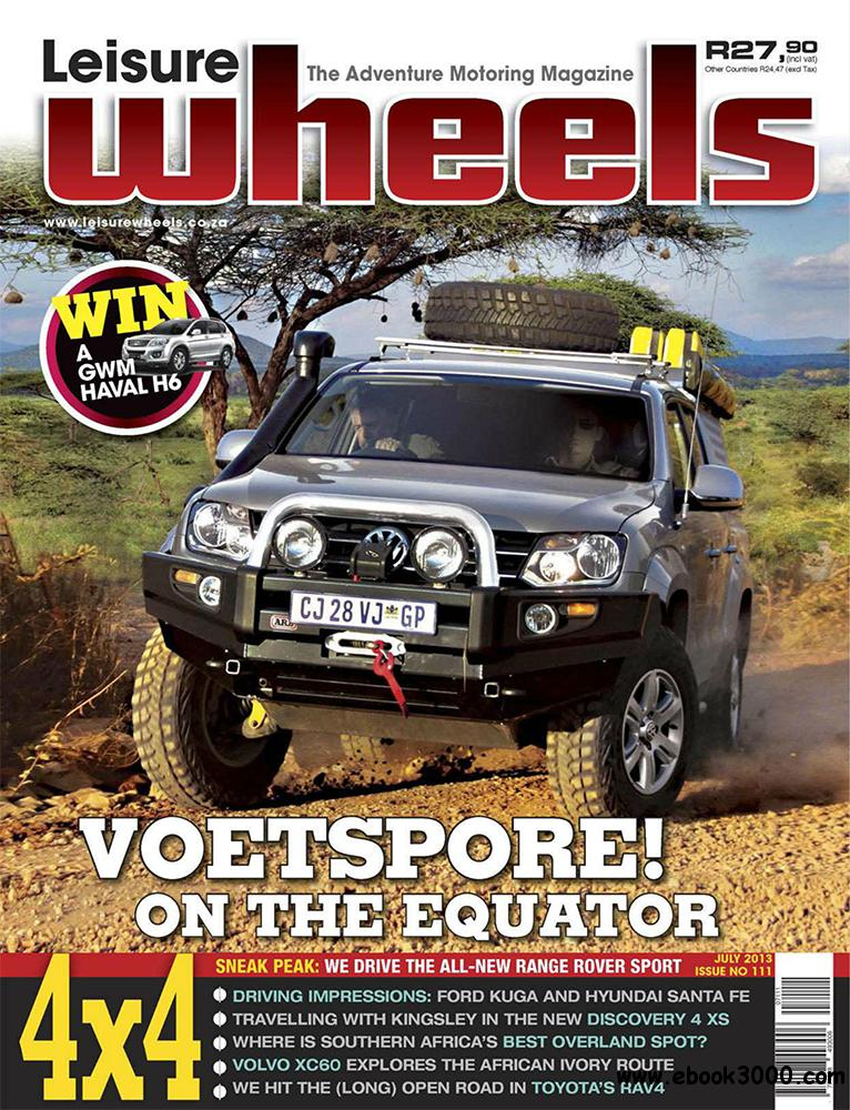 Leisure Wheels July 2013 (South Africa) free download
