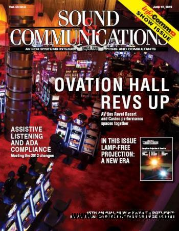 Sound & Communications - June 2013 free download