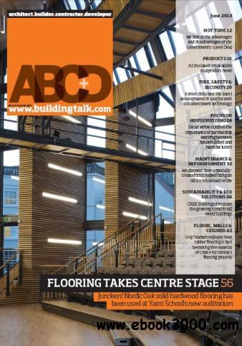 Architect, Builder, Contractor & Developer - June 2013 free download