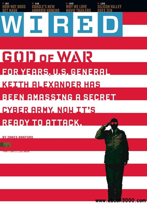 Wired USA - July 2013 free download