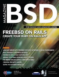 BSD Magazine - June 2013 free download