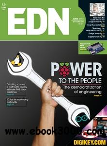 EDN Magazine - June 2013 free download