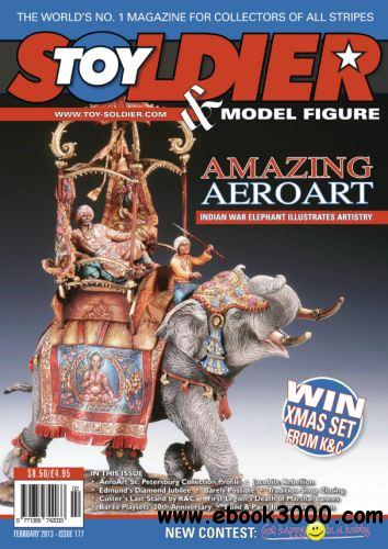 Toy Soldier & Model Figure - Issue 177 (February 2013) free download