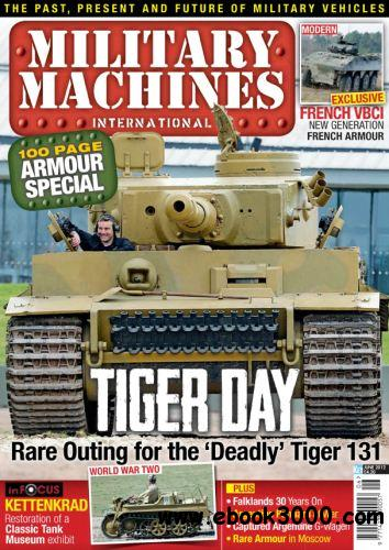 Military Machines International - June 2012 free download