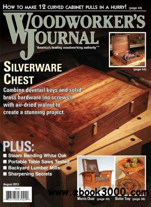 Woodworker's Journal - July/August 2013 free download