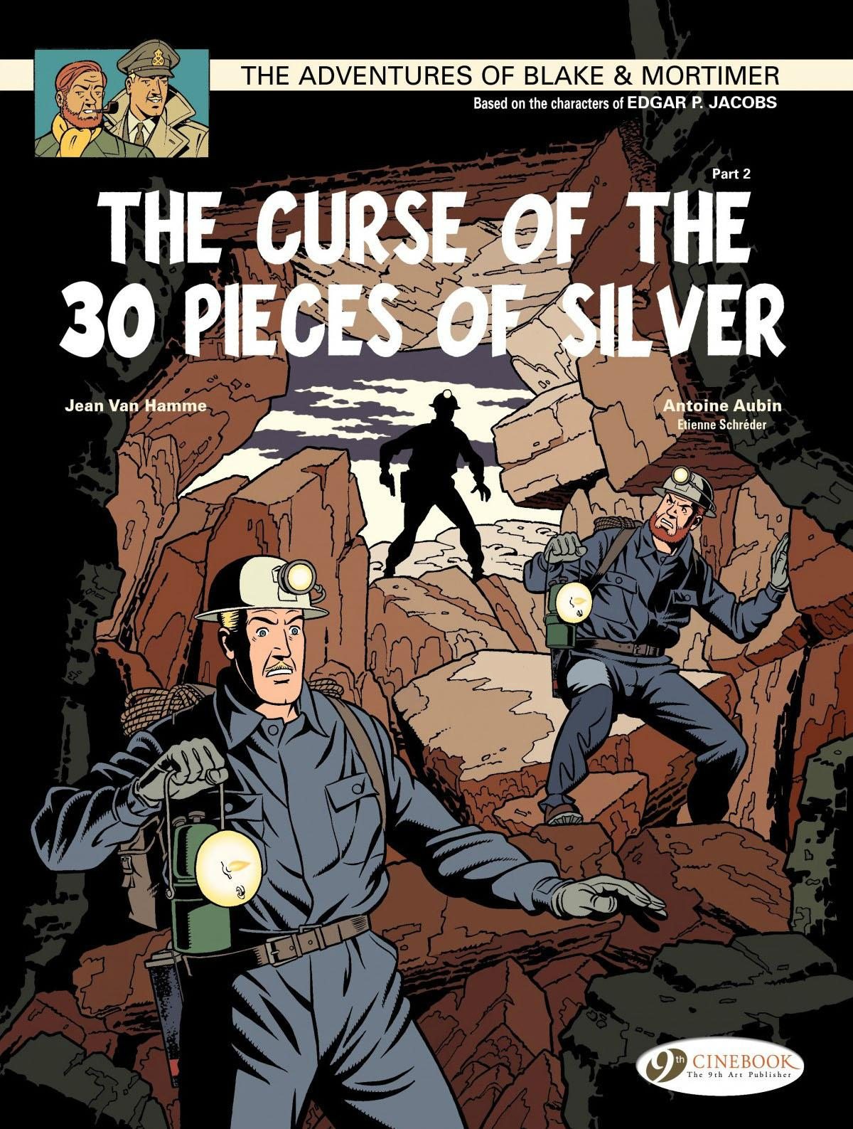 Blake and Mortimer 14 - The Curse of the 30 Pieces of Silver Part 2 free download