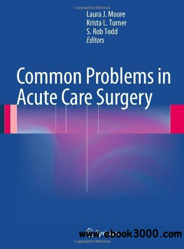 Common Problems in Acute Care Surgery free download