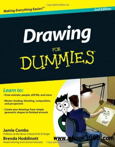 Drawing for Dummies, 2nd Edition free download