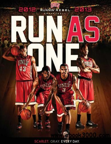 2012-13 UNLV Men's Basketball Media Guide free download