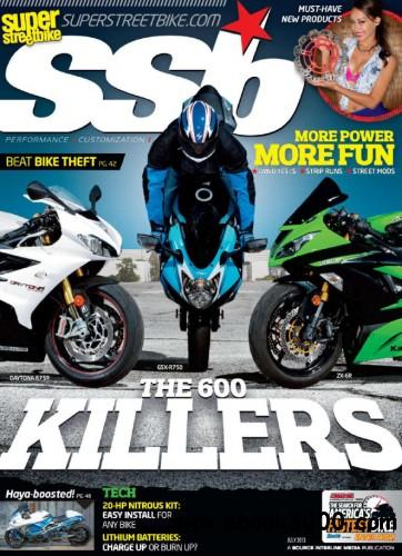 Super Streetbike - July 2013 free download