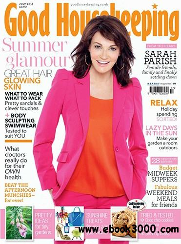 Good Housekeeping July 2013 (UK) free download