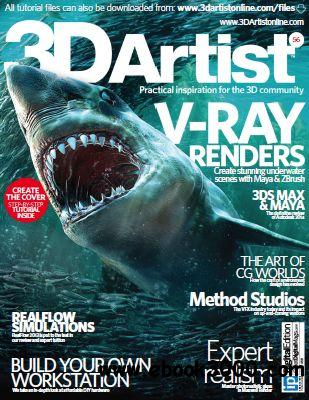 3D Artist - Issue 56, 2013 free download