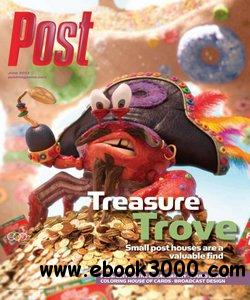 POST Magazine - June 2013 free download