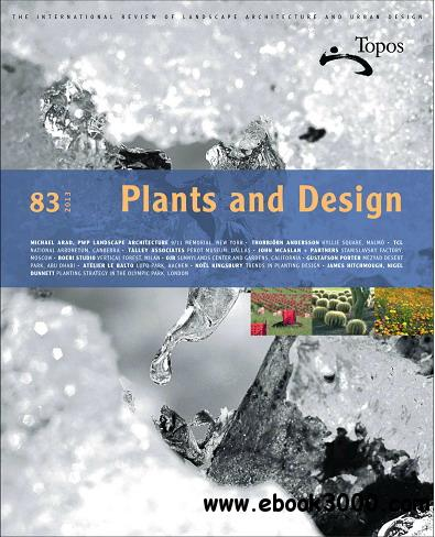 Topos Magazine No.83 - Plants and Design free download