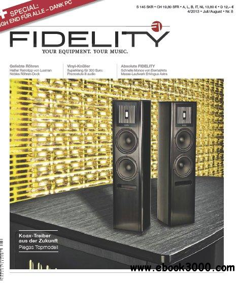 Fidelity Hifimagazin Juli August No 04 2013 free download