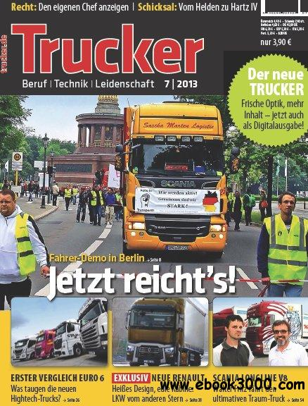 Trucker Magazin Juli No 07 2013 free download