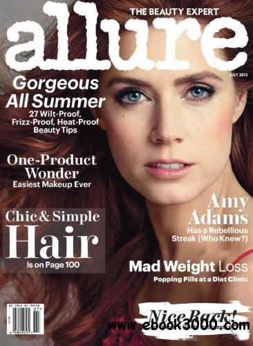 Allure USA - July 2013 free download