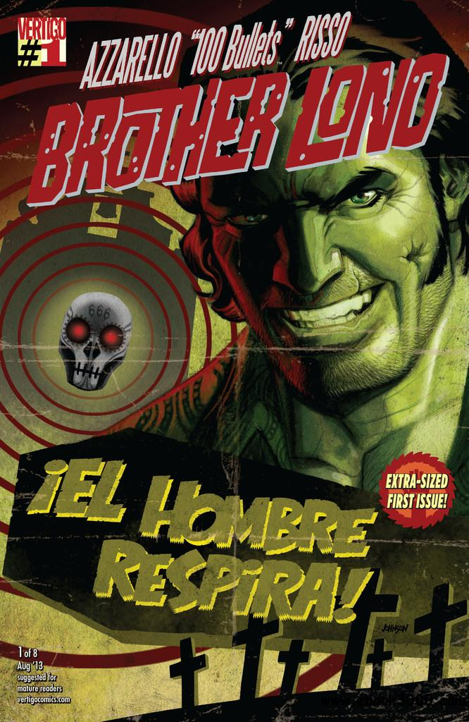 100 Bullets Brother Lono 01 (of 8) (2013) free download