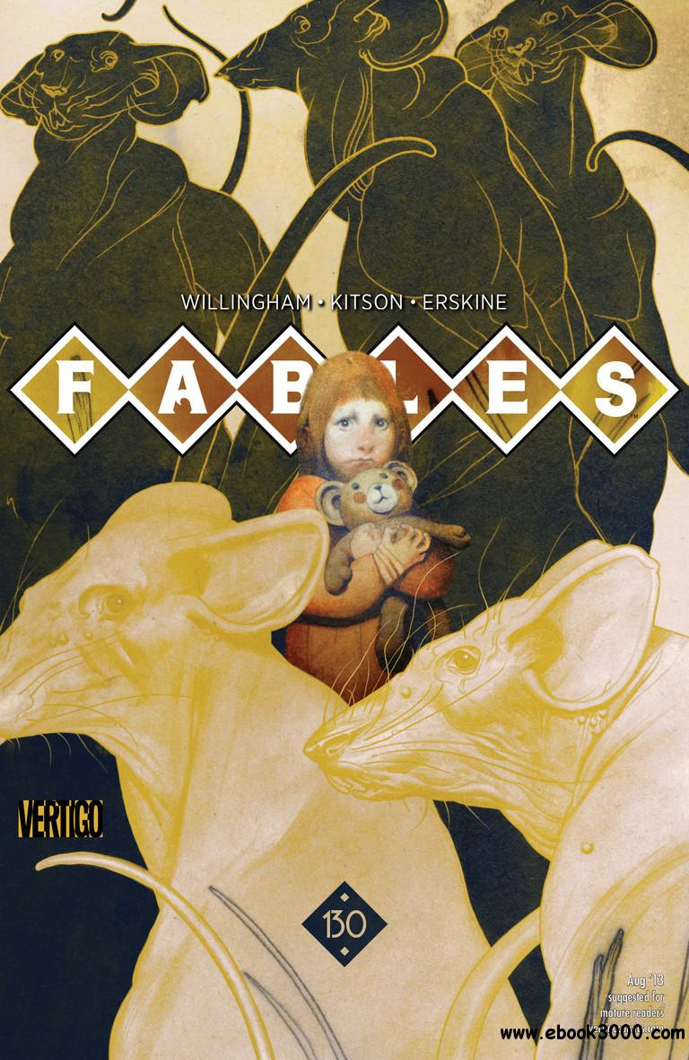 Fables 130 (2013) free download