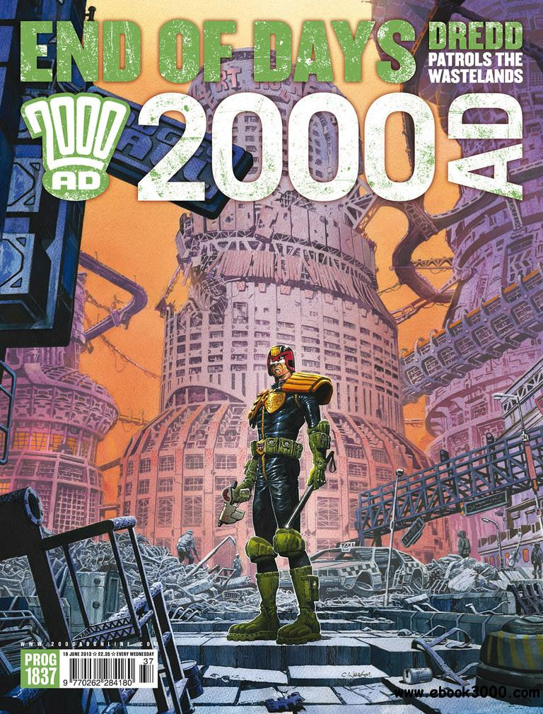 2000AD 1837 (2013) free download