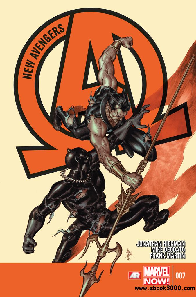 New Avengers 007 (2013) free download