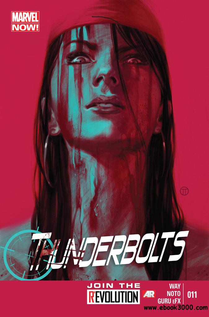 Thunderbolts 011 (2013) free download