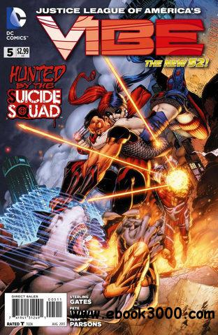 Justice League of America's Vibe 005 (2013) free download