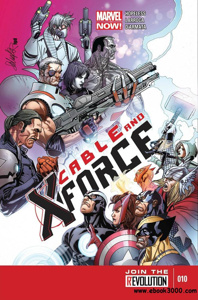 Cable and X-Force 10 (2013) free download