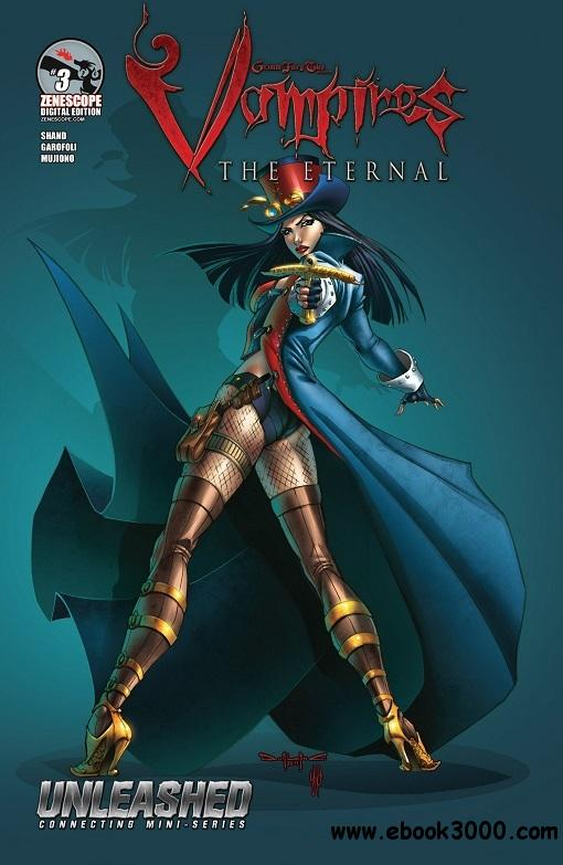 Grimm Fairy Tales Presents Vampires The Eternal 003 (2013) free download