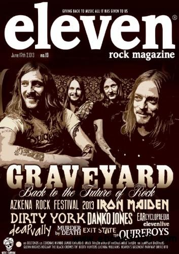 eleven Rock Magazine - 17 June 2013 free download
