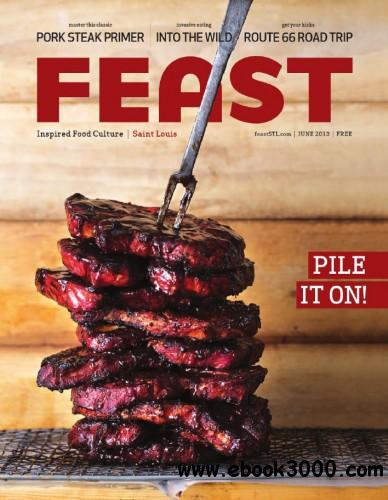 Feast - June 2013 free download