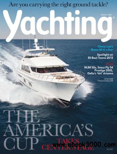 Yachting - July 2013 free download