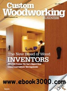 Custom Woodworking Business - June 2013 free download ...