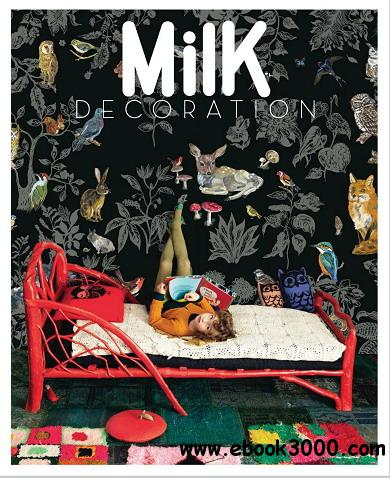 Milk Decoration Bilingual Edition No.5 free download