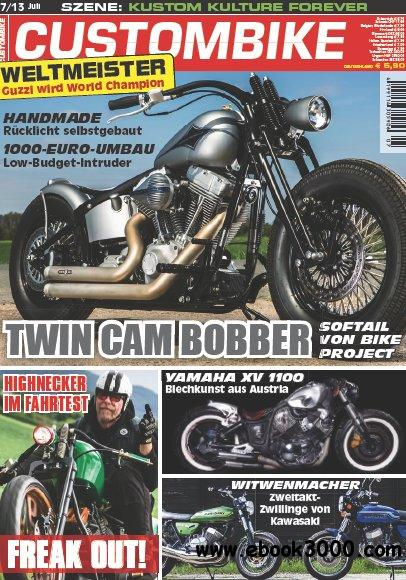 Custombike Magazin Juli No 07 2013 free download