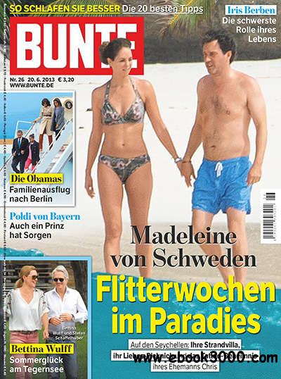 Bunte Magazin No 26 vom 20 Juni 2013 free download