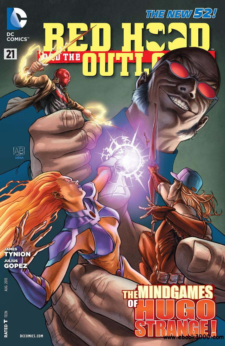 Red Hood and the Outlaws 021 (2013) free download