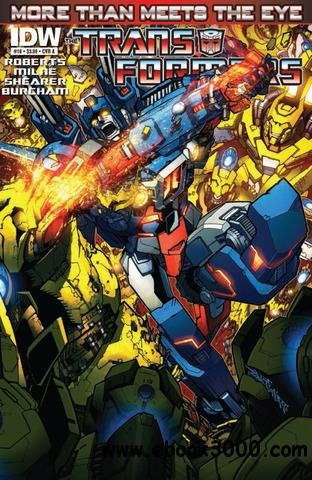 Transformers - More Than Meets The Eye 018 (2013) free download