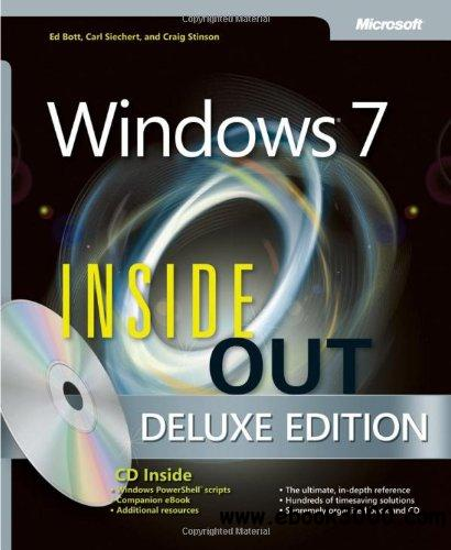 Windows 7 Inside Out, Deluxe Edition free download
